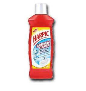 bathroom toilet cleaner buy harpic bathroom cleaner lemon at best price