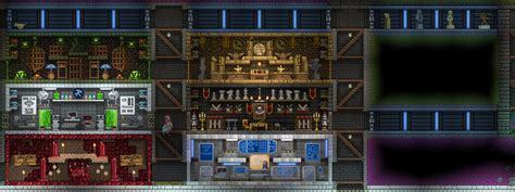 how to get up from bottom floor starbound building ship show your house d page 61