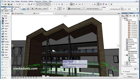 archicad  crack activation number   full