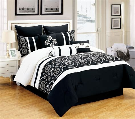 comforters black garage bedding black also comforterfull black bedroom grey