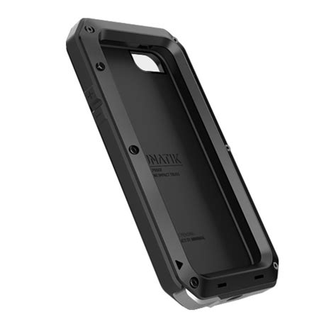 Lunatik Iphone 5 5s by Lunatik Taktik Strike Hardcase For Iphone 5 5s Black