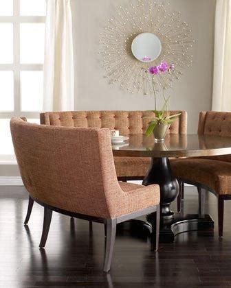 banquette with round table 9 best rounded banquettes images on pinterest banquettes