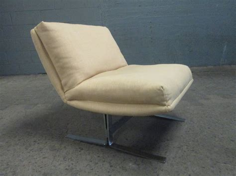 Institute Chair by Chrome Lounge Chair By Design Institute Of America For