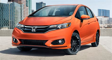new honda fit 2018 2018 honda fit debuts with new and features types cars
