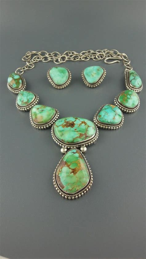 turquoise stone necklace 610 best navajo jewelry images on pinterest turquoise
