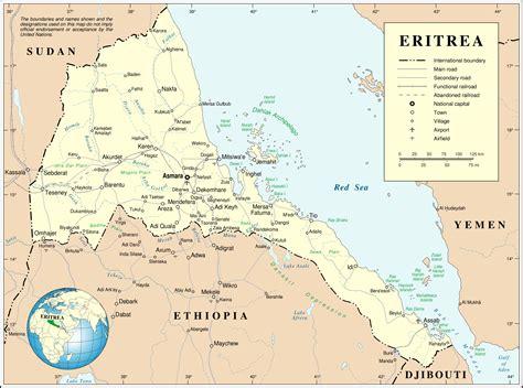 eritrea map file un eritrea png