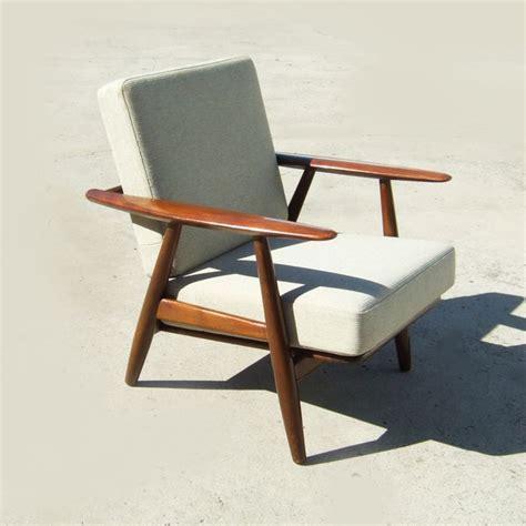Denmark Furniture by A10 Wegner Cigar Chair Vintage Furniture