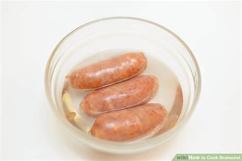 bratwurst how to cook the best ways to cook bratwurst wikihow