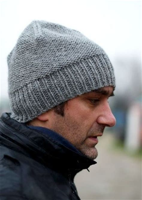 mens knit hat pattern free mens beanie hat knitting pattern knits and kits