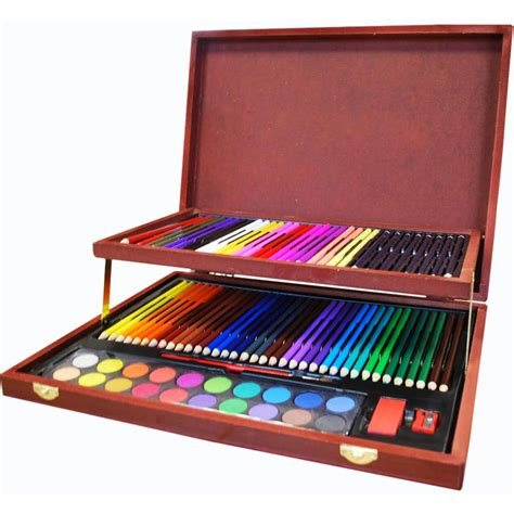 arts and craft sets for complete colouring and sketch studio cheap children s