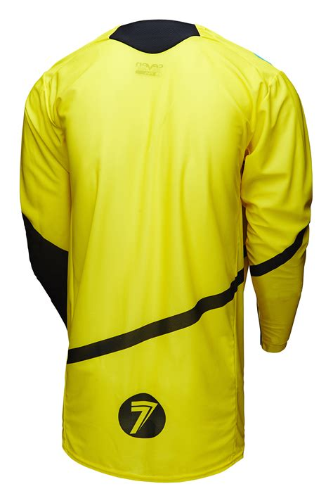 mens motocross jersey seven mx s rival zone motocross jersey ebay