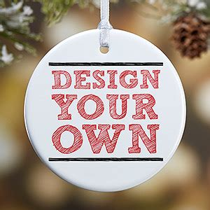 customized tree ornaments personalized ornaments personalization mall