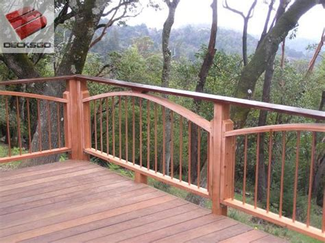 railing  arches  balusters