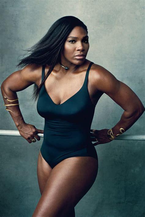 Calendario Pirelli 2016 Williams Serena Williams Will In The 2016 Pirelli Calendar