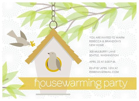 invitation templates housewarming http webdesign14 com