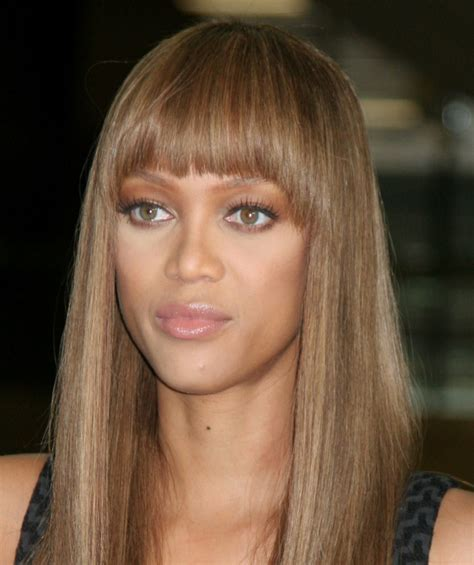 hairlicks popular 2015 top 16 notched hairstyles for straight hair with bangs