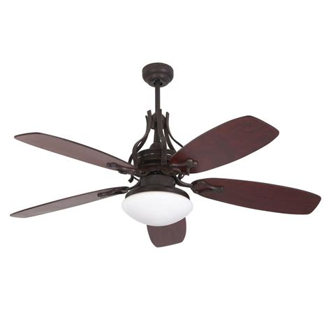 yosemite home decor parkhill rubbed bronze ceiling fan
