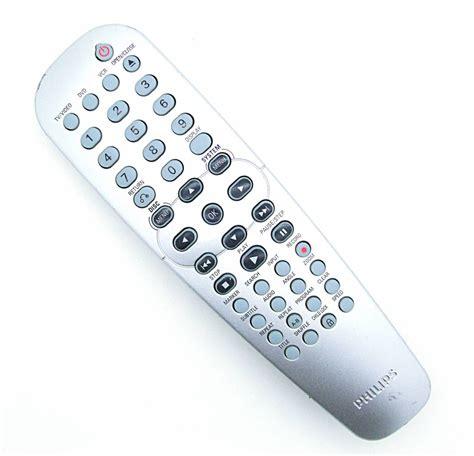 Remote Dvd Original Philips 242254900507 Tv Vcr Dvd Remote