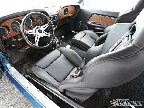 1969 Ford Mustang Interior by 301 Moved Permanently