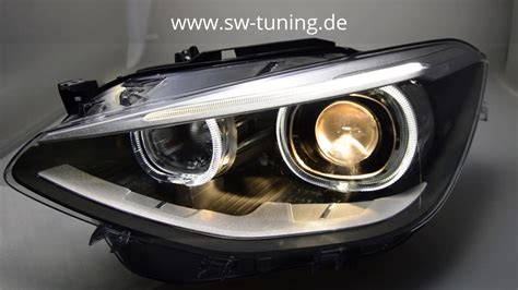 bmw f20 headlights eye headlights for bmw f20 f21 11 15 high led drl
