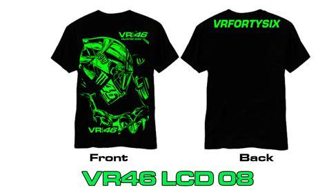 L901 Kaos The Doctor Vr 46 Motogp Kode Pl901 lemuel produksi kaos sablon warna stabillo motif ritual pra racing berkualitas by