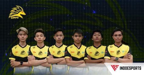 onic esports  legenda  asia tenggara