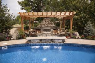 Amazing Backyards With Pools 16 Backyards That Will Make You Miss Summer Ideas Design Ideas Interior Design Ideas