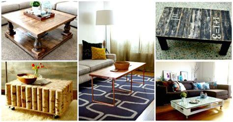 plans  build  diy coffee table diy crafts