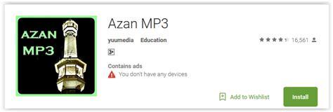 download mp3 azan com 5 best azan ringtones apps for android