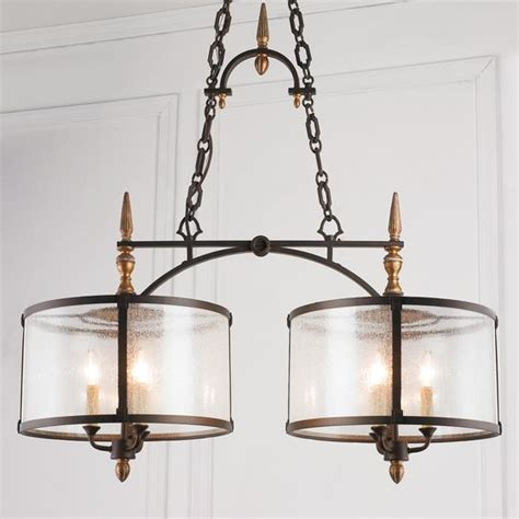 seeded glass light fixtures crystal basket semi flush ceiling light old world charm