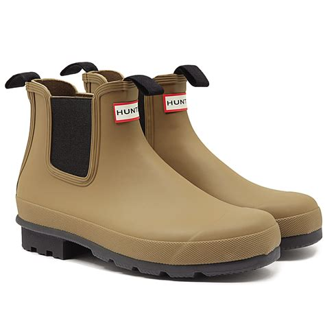 mens waterproof boots uk mens original sole chelsea waterproof wellies