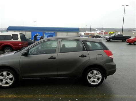 toyota matrix 4wd newly lagos cleared tokunbo 2004 toyota matrix 4wd xr for