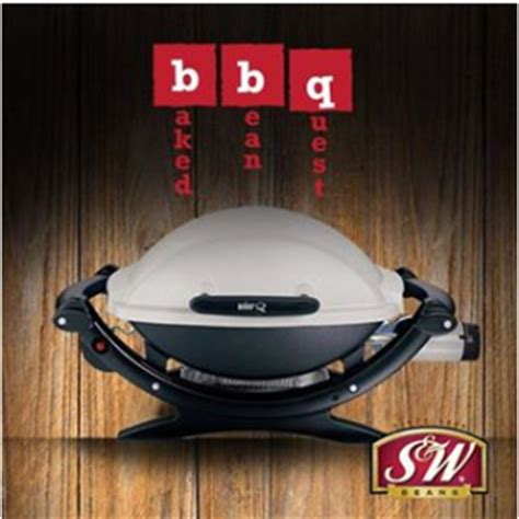 Weber Grill Sweepstakes 2016 - s w baked beans sweepstakes win a weber grill
