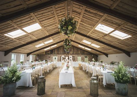 small wedding venues hshire uk in a cowshed at a cheshire wedding caroline daniel