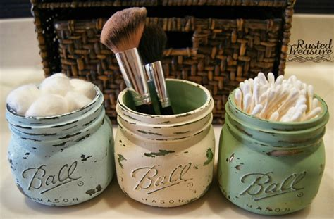 Kitchen Glass Canisters by Mason Jar Crafts Simply Brittany