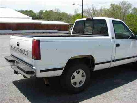 rust free pickup beds buy used rust free southern truck 5 7 v8 auto 3 08 rear