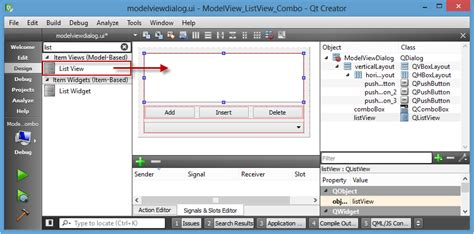 qt5 remove layout qt5 tutorial modelview with qlistview and qstringlistmodel