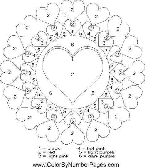 color by number az coloring pages