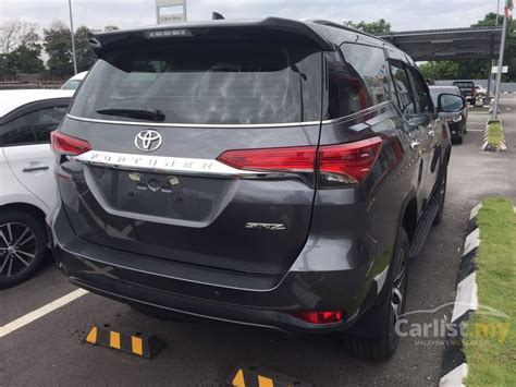 Fortuner Ad 1501 Black Blue toyota fortuner 2017 vrz 2 4 in selangor automatic suv