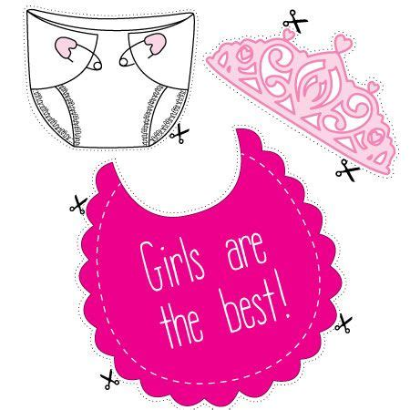 printable girl baby shower photo booth props download and print our free baby shower photo props a fun
