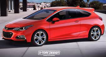 2017 chevy cruze rs 3 door study shows a new perspective