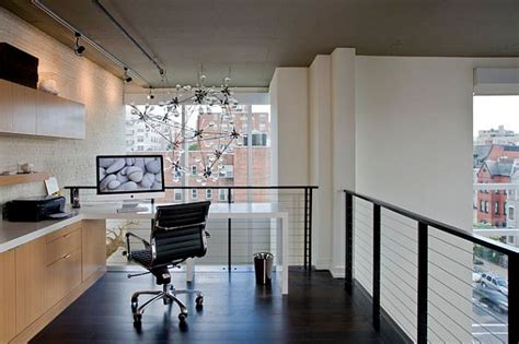 home loft office creative studies and studios designs in lofts