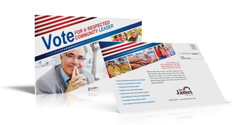 Free Political Postcard Templates Political Postcards Templates