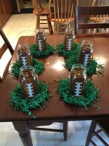 banquet centerpieces for tables grad football centerpieces football team spirit