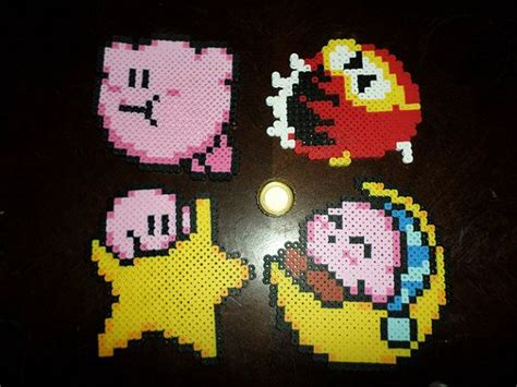 kirby pattern lab 28 best kirby images on pinterest perler beads
