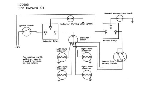 flasher wiring diagram and switches circuit diagram maker