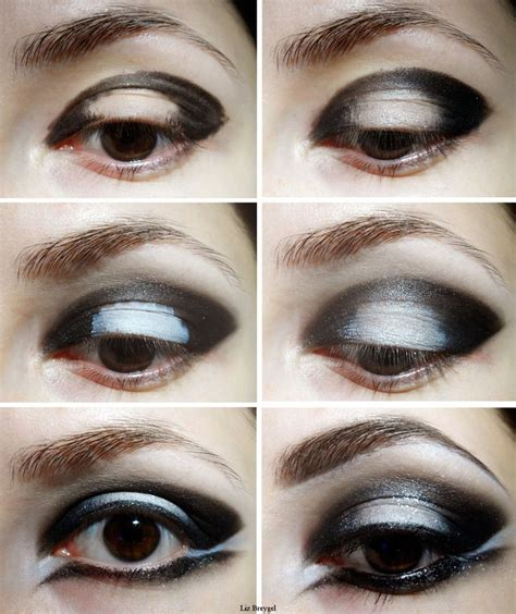 tutorial eyeshadow pencil gothic makeup tutorial prime your eyelids and start to