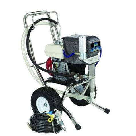 home depot airless paint sprayer reviews graco x5 airless paint sprayer 262800 the home depot