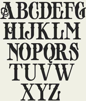 tattoo fonts western invite font letterhead fonts lhf classic caps