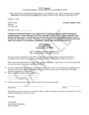 Release Letter Due Diligence past due letter forms and templates fillable printable